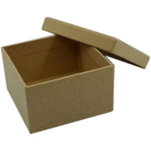 Box aus Karton
