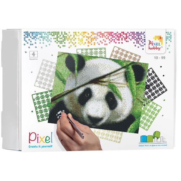 Pixelhobby Geschenkset 4 Basisplatten