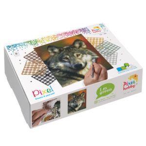 Pixel Geschenkset 9 Basisplatten