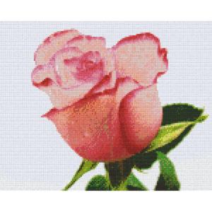 Pixelhobby Bild Blume 9 Bassiplatten