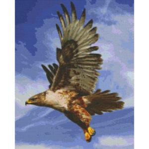 Pixel Hobby Bild Adler 16 Platten