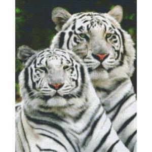 Pixel Hobby Bild Tiger 16 Platten