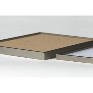 Aluminium Bilderrahmen 2cm
