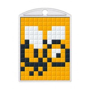 Pixelhobby Schlüsselanhänger Set B iene