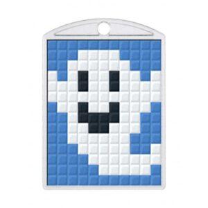 Pixelhobby Schlüsselanhänger Set Geist