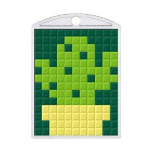 Pixelhobby Schlüsselanhänger Set kaktus