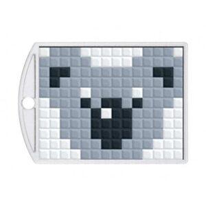 Pixelhobby Schlüsselanhänger Set Koala