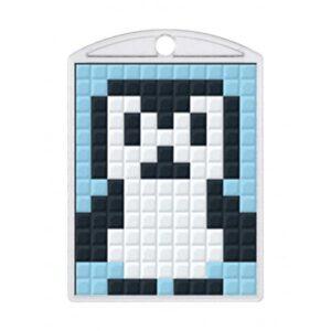 Pixelhobby Schlüsselanhänger Set Pinguin