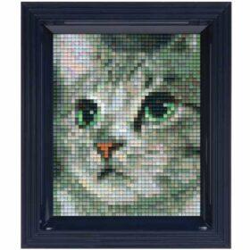 Pixel Geschenk Set Katze