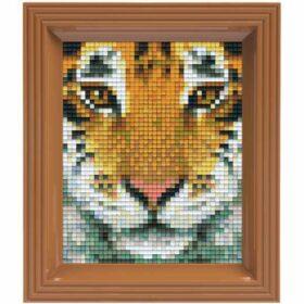 Pixel Geschenk Set Tiger